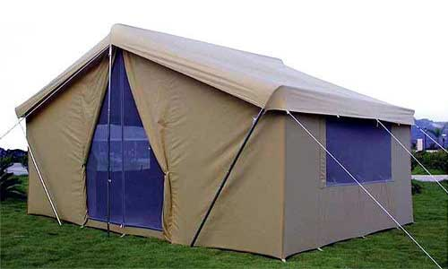 Canvas Tents Manufacturers, Ahmedabad