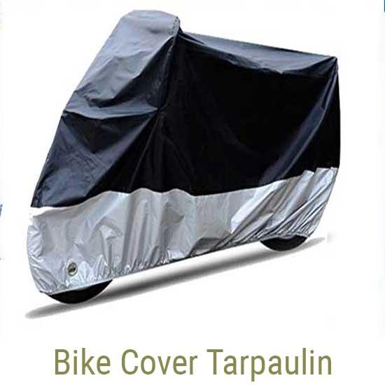 Bike Cover Tarpaulin Manufacturers
