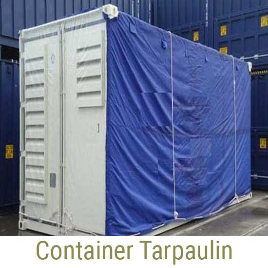 Container Tarpaulin Manufacturers, Suppliers