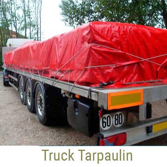 Truck Tarpaulin Plastic Cover Manufacturer, Chennai