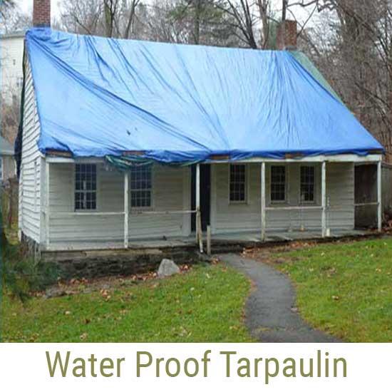 Water Proof Tarpaulin Manufacturer