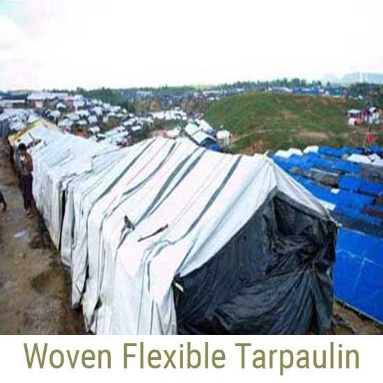 Woven Flexible Tarpaulin manufacturers